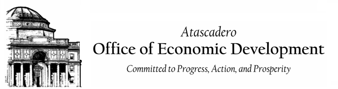 Office of Economic Development - City of Atascadero